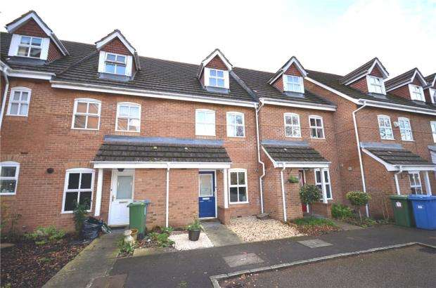 3 Bedrooms Terraced House for sale in Bevan Gate, Bracknell, Berkshire
