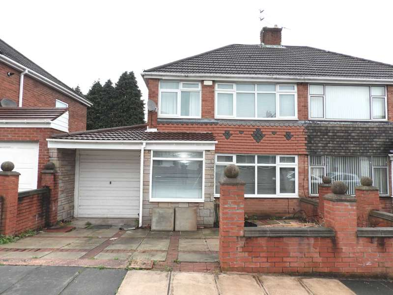 3 Bedrooms Semi Detached House for sale in Alder Crescent, Kirkby Row