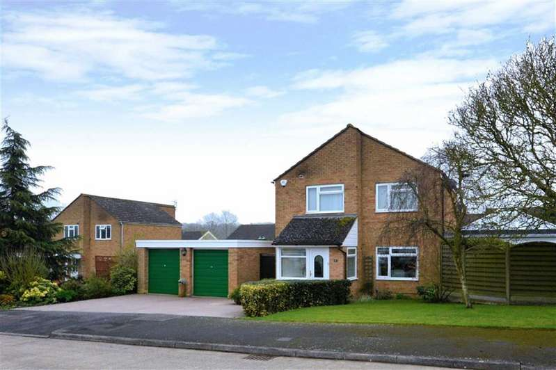 4 Bedrooms Detached House for sale in Thurstans, Parndon Wood, Harlow