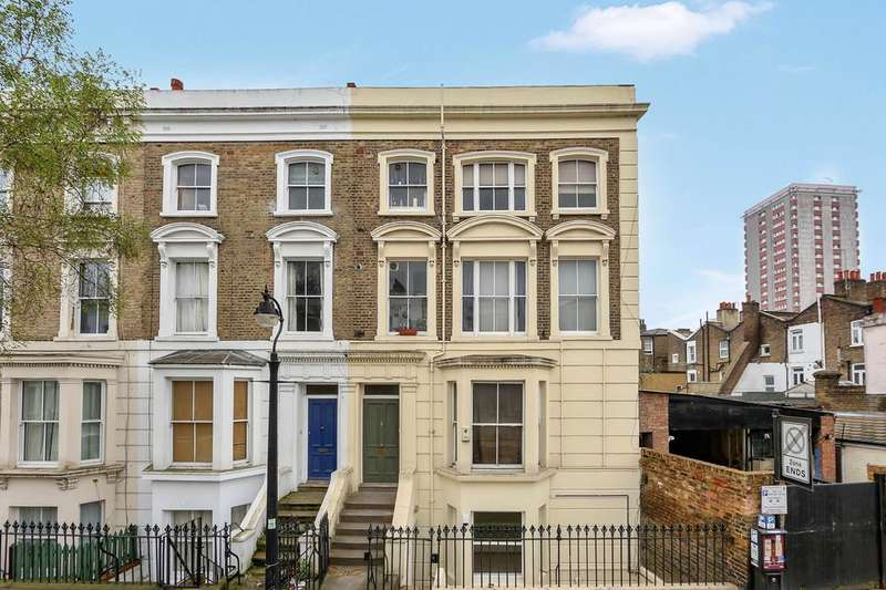 2 Bedrooms Flat for sale in Aldebert Terrace, London SW8