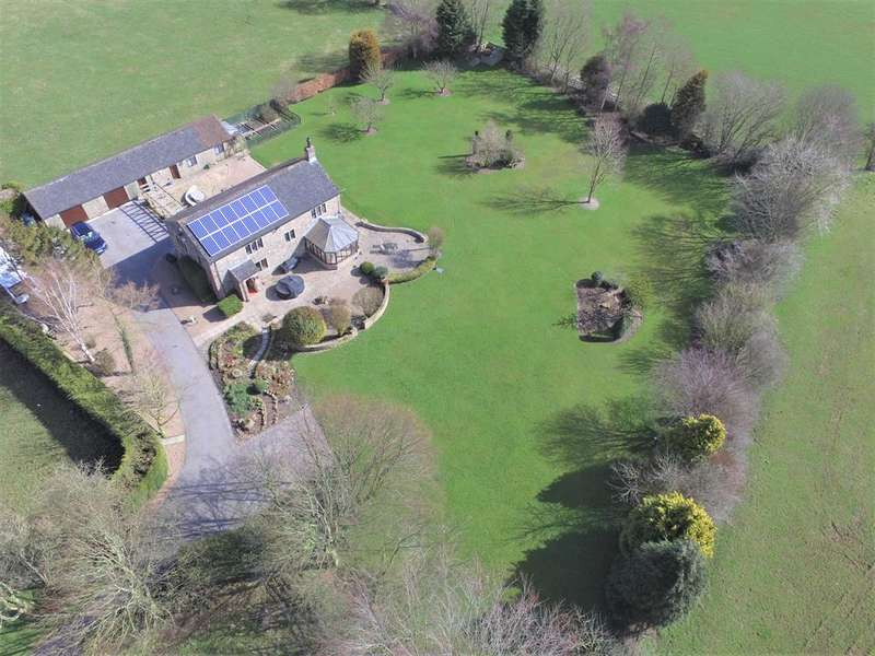 4 Bedrooms Detached House for sale in Kirk Sink Farm, Gargrave