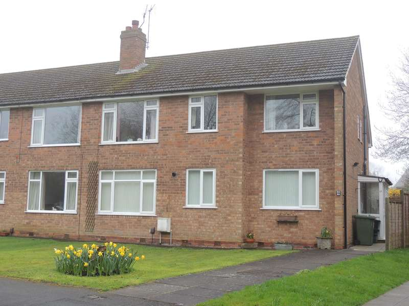 2 Bedrooms Flat for sale in St Johns Close, Knowle, Solihull, West Midlands, B93 0NN