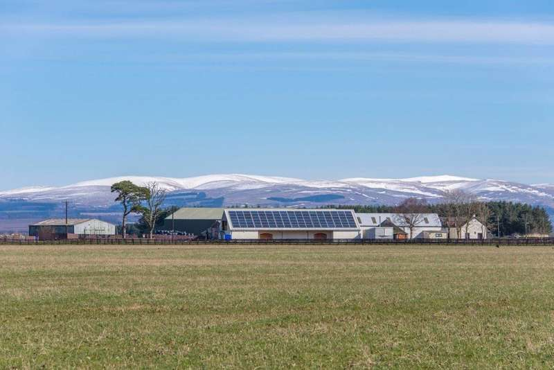 Farm Commercial for sale in Mains of Boquhan, Kippen, Stirling, Stirlingshire, FK8
