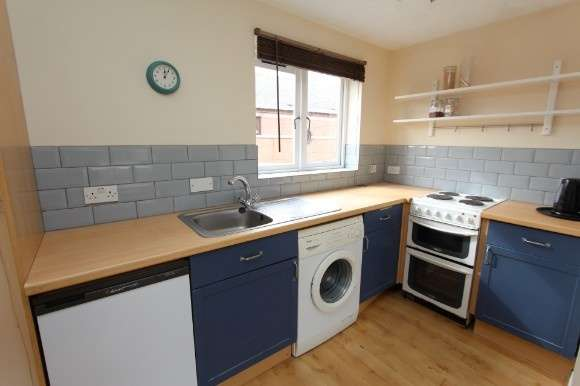 1 Bedroom Flat for sale in Alderney Street, Lenton , Nottingham