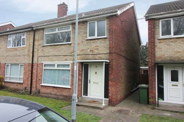 3 Bedrooms Semi Detached House for sale in Skelton Road, Scunthorpe, South Humberside, DN17 1RB