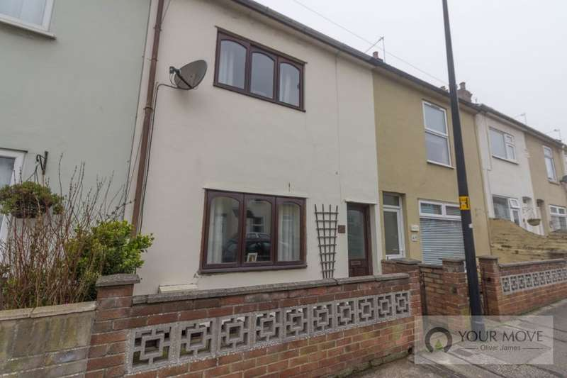 3 Bedrooms Property for sale in Cambridge Road, Lowestoft, NR32
