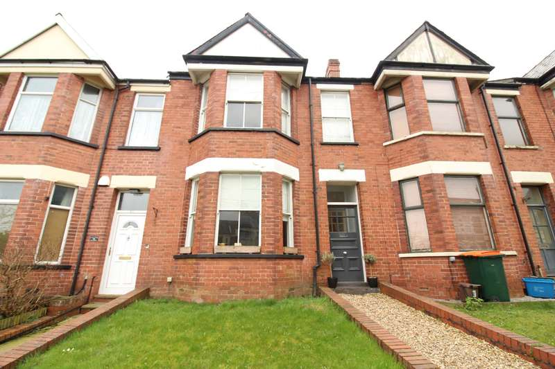 3 Bedrooms Terraced House for sale in Risca Road, Newport, NP20