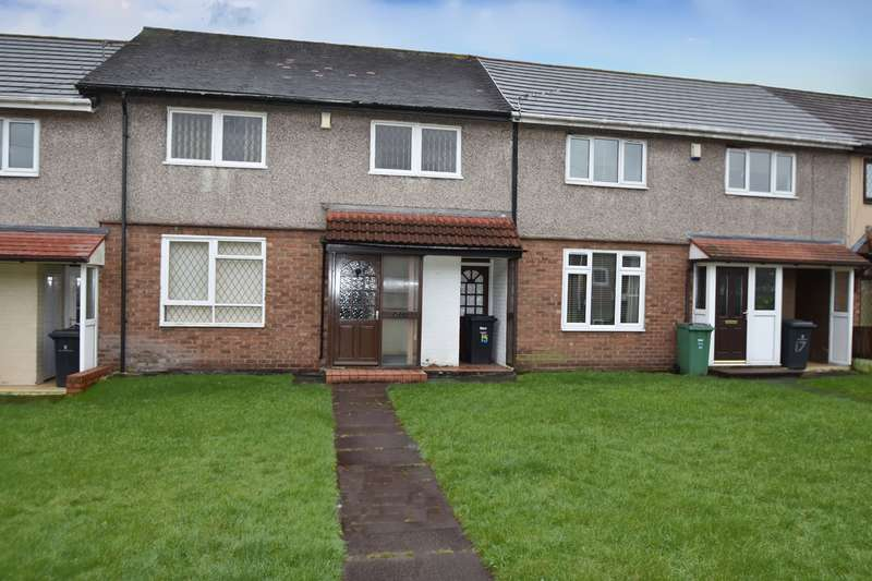 3 Bedrooms Town House for sale in Douglas Walk, Whitefield, Manchester, M45