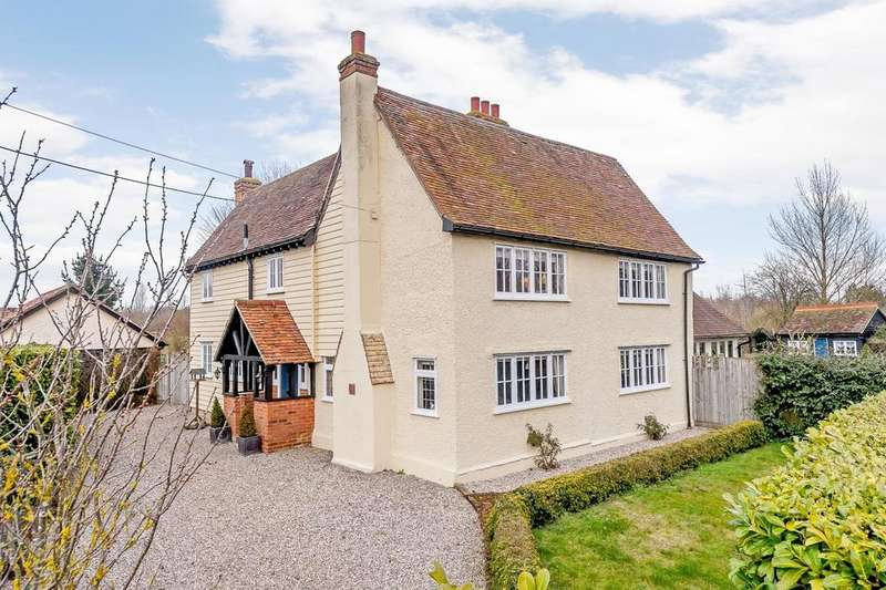 3 Bedrooms Farm House Character Property for sale in Beauchamp Roding, Ongar, Essex, CM5