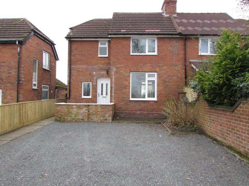 3 Bedrooms Semi Detached House for rent in Longstone Lane Little Budworth
