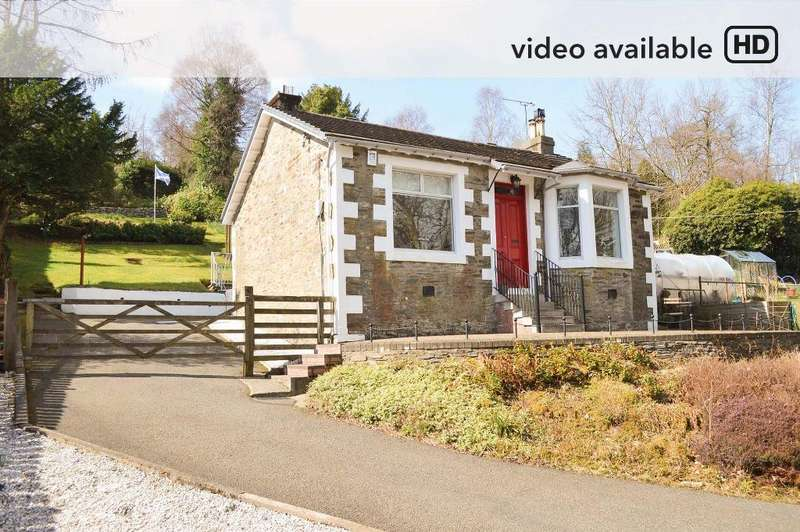 2 Bedrooms Cottage House for sale in Back Road, Clynder, Argyll Bute, G84 0QH