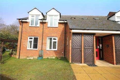 2 Bedrooms Flat for sale in Rowan Mead, Henbit Close