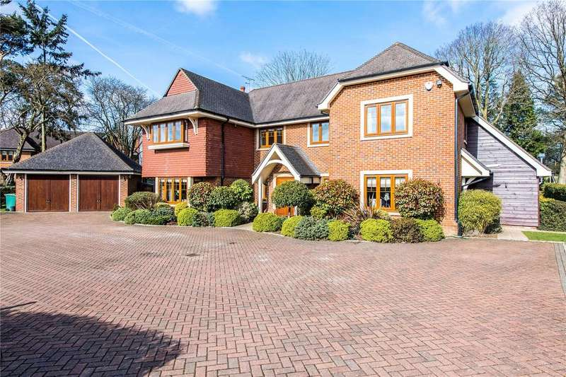 5 Bedrooms Detached House for sale in Princess Grove, Seer Green, Beaconsfield, Buckinghamshire, HP9