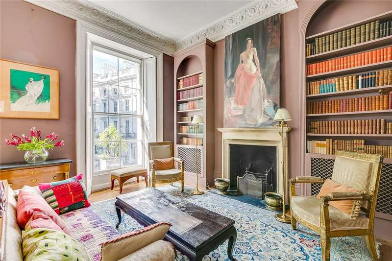 1 Bedroom Flat for sale in Westbourne Gardens, Bayswater, London