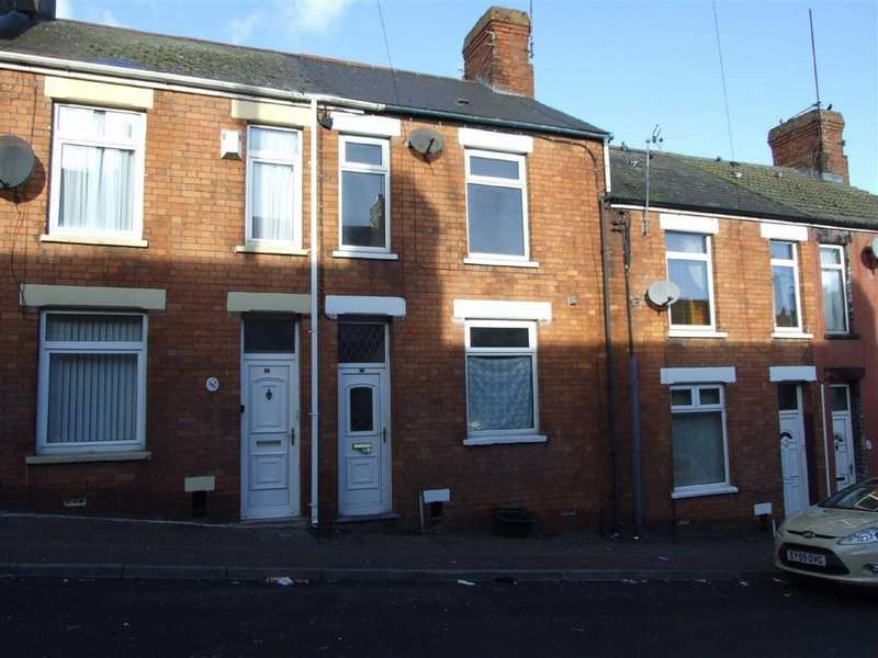 2 Bedrooms Terraced House for sale in Church Road, Barry, Vale Of Glamorgan