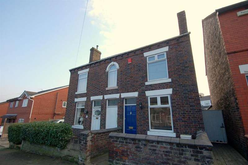 2 Bedrooms Semi Detached House for sale in Old Butt Lane, Talke