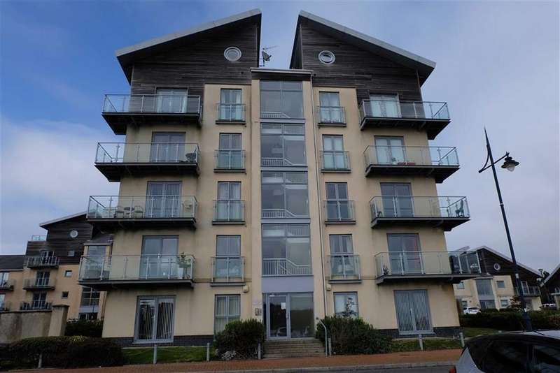 1 Bedroom Flat for sale in Catalina House, Barry, Vale Of Glamorgan