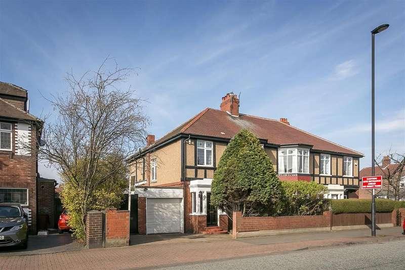 4 Bedrooms Semi Detached House for sale in Jesmond Dene Road, Jesmond, Newcastle upon Tyne