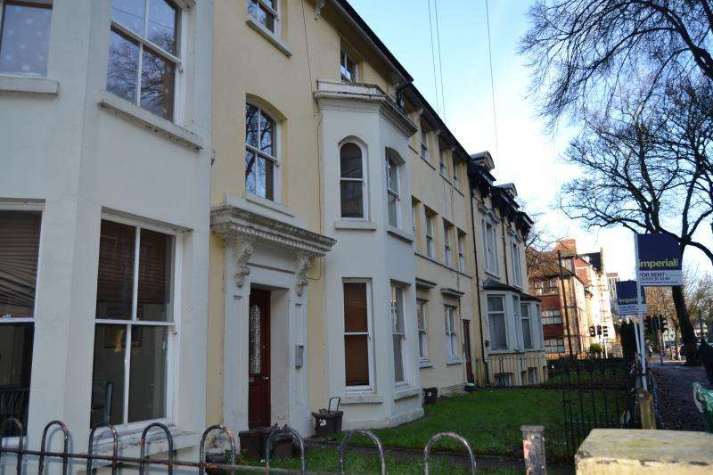 1 Bedroom Flat for rent in F4 20, The Parade, Roath , Cardiff, South Wales, CF24 3AA