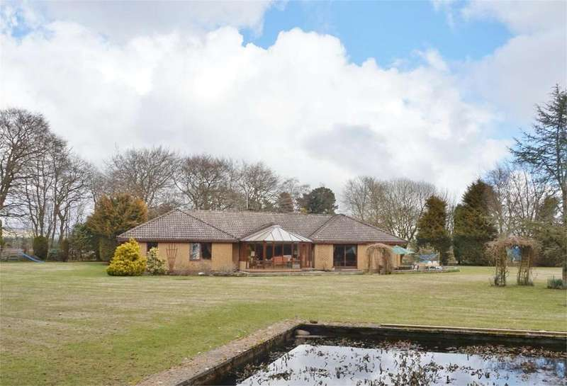 4 Bedrooms Detached House for sale in Dun Aluinn, Kellieside Park, Kinross, Kinross-shire