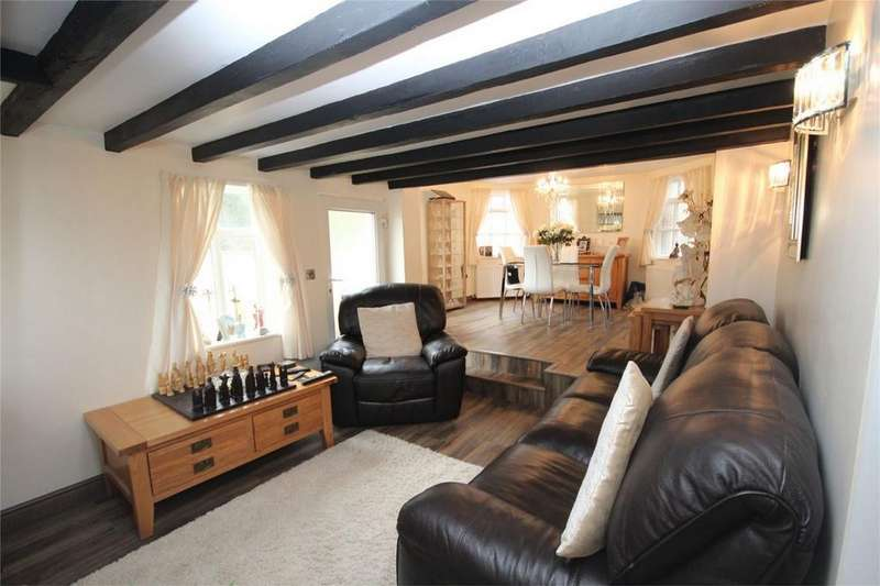2 Bedrooms Detached House for sale in Tean Road, Cheadle, STOKE-ON-TRENT, Staffordshire