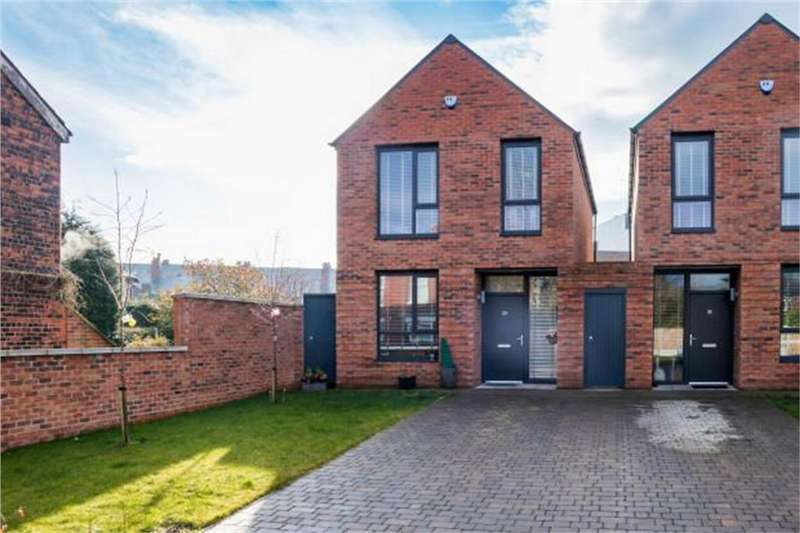 3 Bedrooms Detached House for sale in Gordon Avenue, SALE, Cheshire
