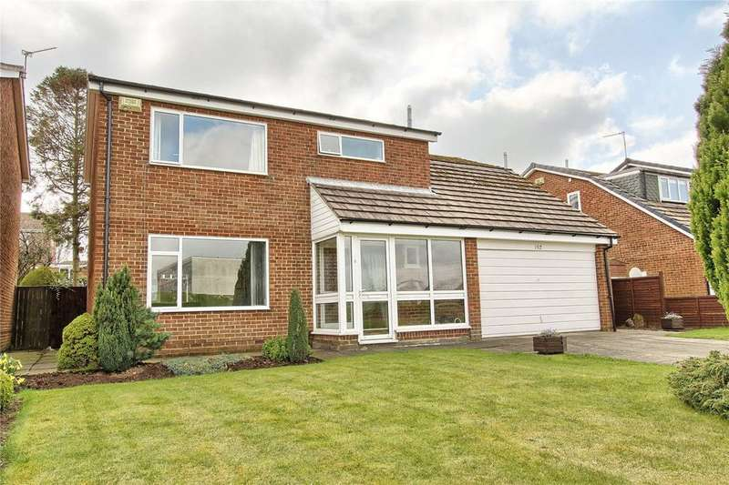 4 Bedrooms Detached House for sale in Thames Road, Wolviston Court