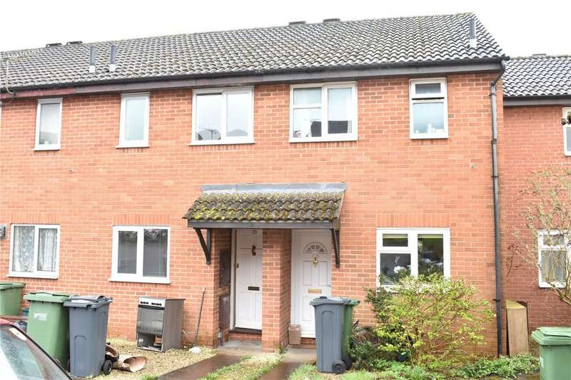 2 Bedrooms Terraced House for sale in Ridgemont Road, Stroud, Gloucestershire, GL5