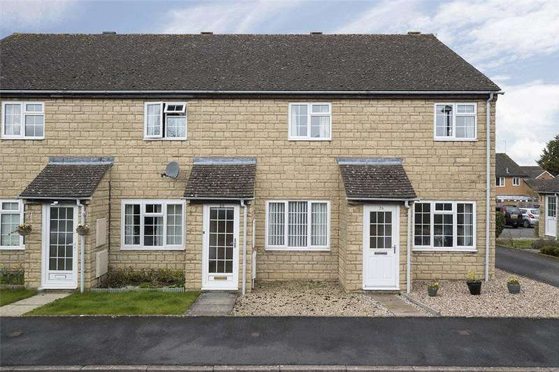 2 Bedrooms Terraced House for sale in Morris Road, Broadway, Worcestershire, WR12