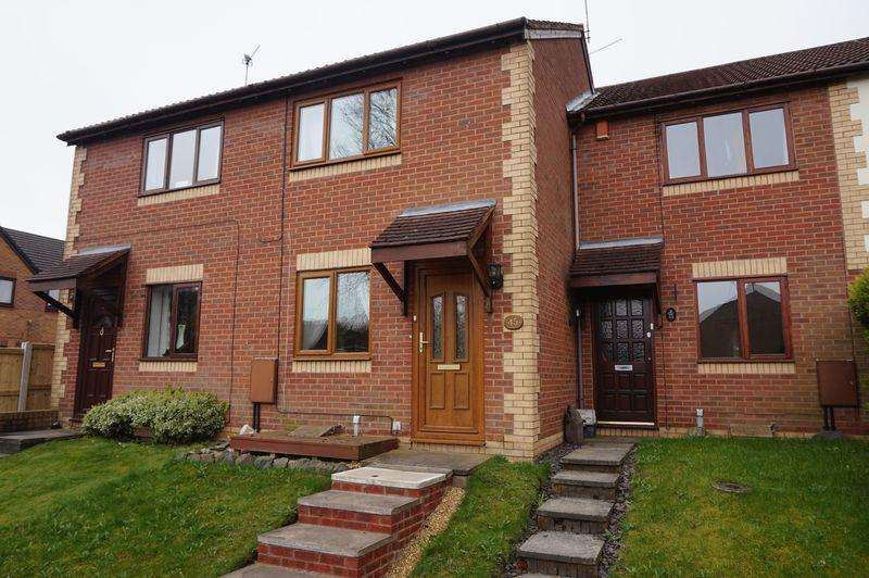 2 Bedrooms Mews House for sale in Bluebell Close, Biddulph