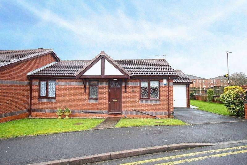 2 Bedrooms Bungalow for sale in Board School Gardens, UPPER GORNAL, DY3 1XA
