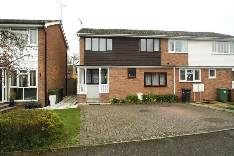 4 Bedrooms Detached House for sale in Cromwell Avenue, Thame, Oxfordshire, OX9