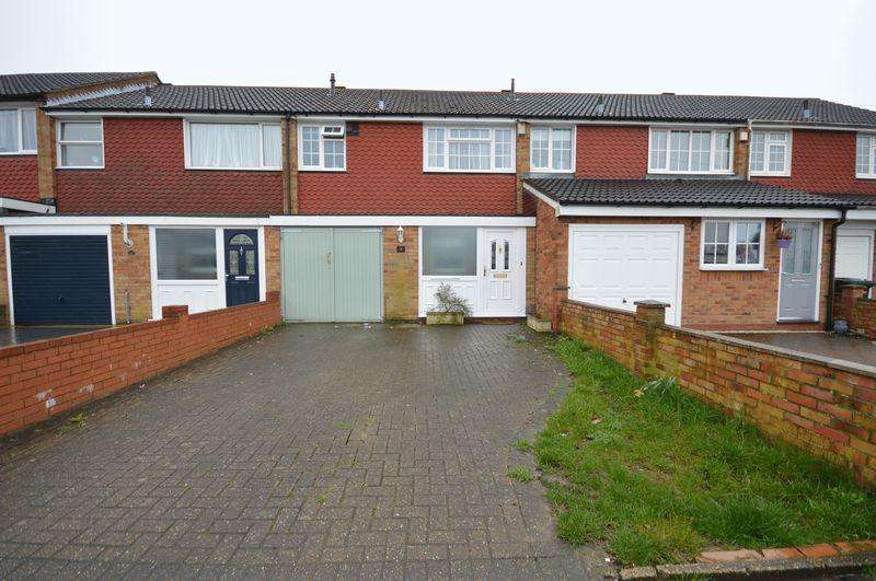 3 Bedrooms Terraced House for sale in Kinross Crescent, Luton