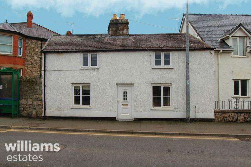 2 Bedrooms Cottage House for sale in Llanfair Road, Ruthin