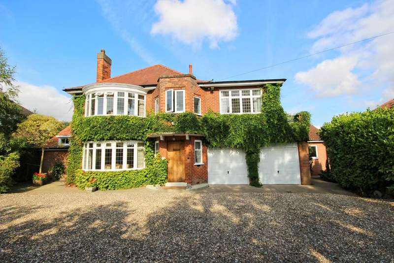 5 Bedrooms Detached House for sale in Burton Road, Beverley, HU17