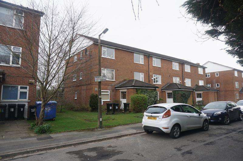 1 Bedroom Apartment Flat for sale in Stanley Road, Cheadle Hulme