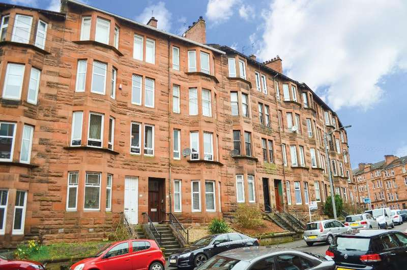 2 Bedrooms Flat for sale in Clincart Road, Flat 1/2, Mount Florida, Glasgow, G42 9DU