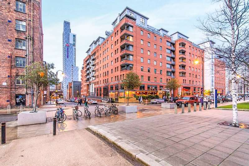 2 Bedrooms Flat for sale in Lower Ormond Street, Manchester, M1