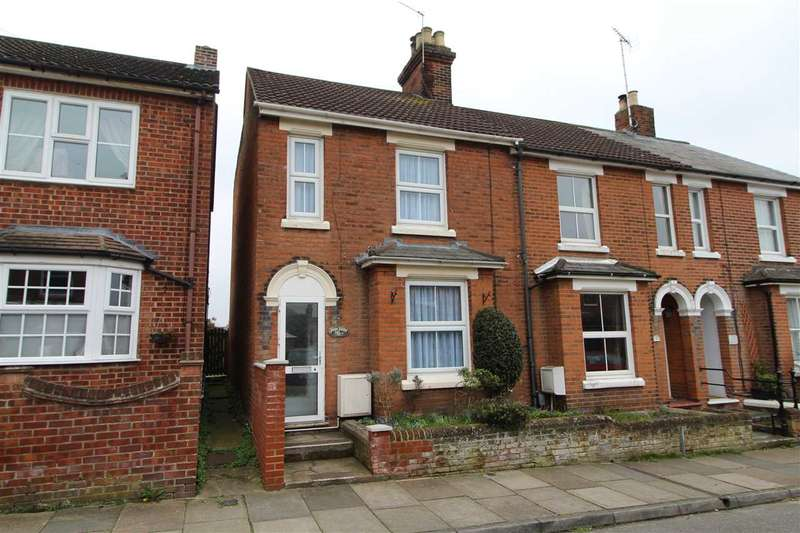 2 Bedrooms End Of Terrace House for sale in Campion Road, New Town, Colchester