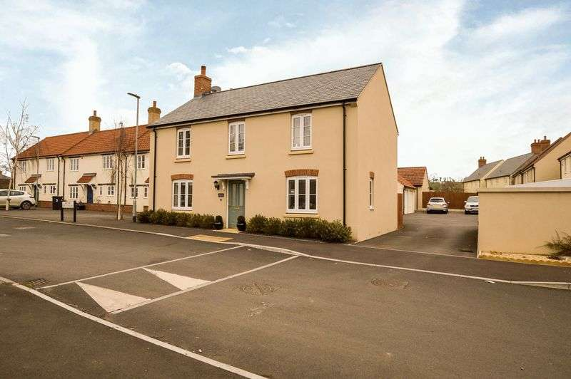 3 Bedrooms Property for sale in Iris Way, Langport