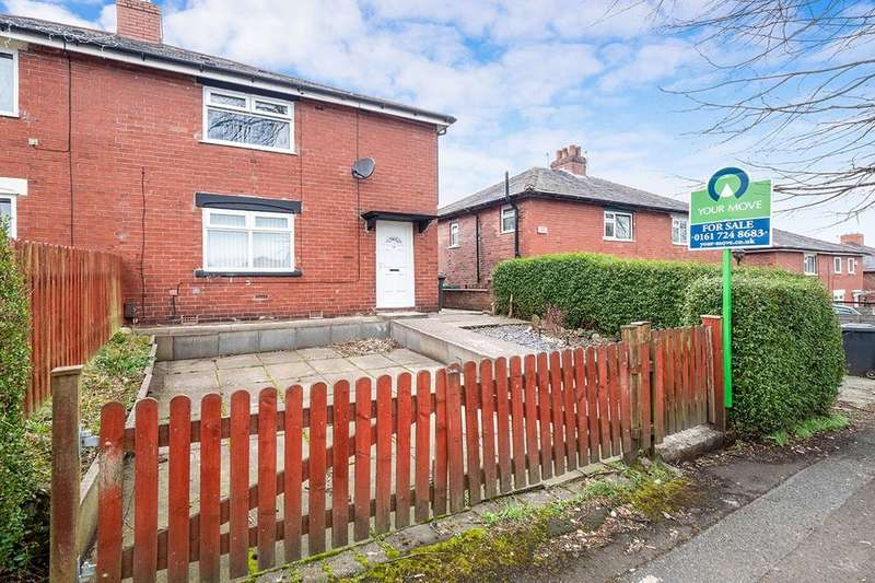 3 Bedrooms Semi Detached House for sale in Hollinhurst Road, Radcliffe, Manchester, M26