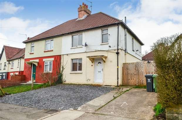 3 Bedrooms Semi Detached House for sale in Redhouse Road, Cardiff, South Glamorgan