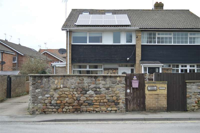 4 Bedrooms Semi Detached House for sale in Corner Stones, Football Green, HORNSEA, East Riding of Yorkshire