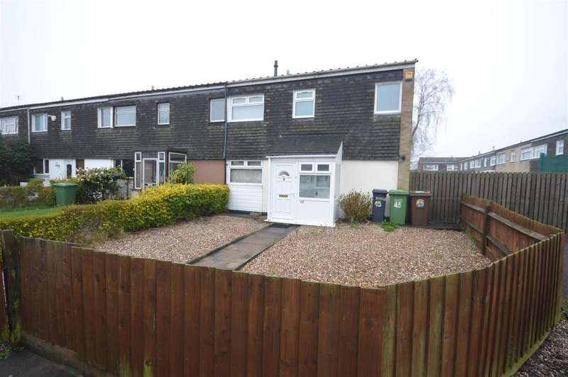 2 Bedrooms End Of Terrace House for sale in Plane Grove, Birmingham