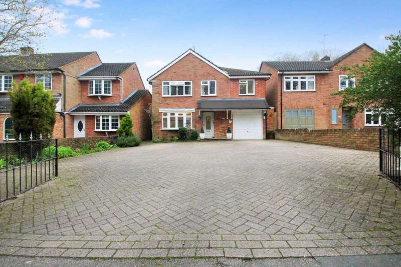3 Bedrooms Detached House for sale in Beechfield Road, Hemel Hempstead