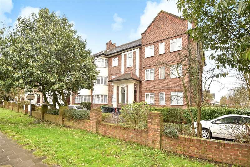 2 Bedrooms Apartment Flat for sale in Minehead Court, Alexandra Avenue, Harrow, Middlesex, HA2