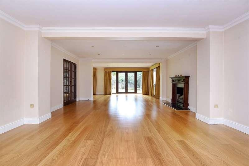 5 Bedrooms Detached House for rent in Pine Avenue, Camberley, Surrey, GU15