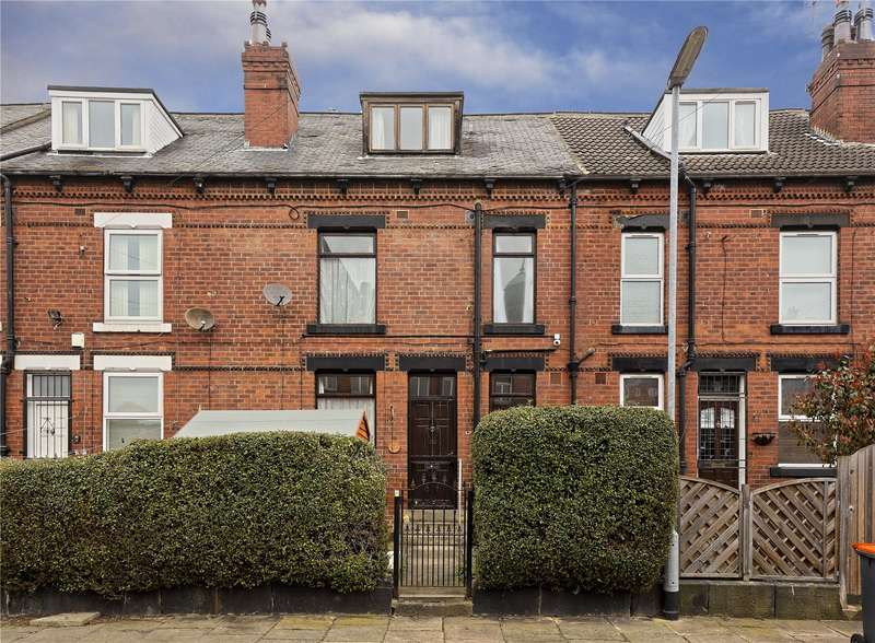 2 Bedrooms Terraced House for sale in Cecil Street, Leeds, West Yorkshire, LS12