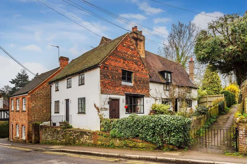 4 Bedrooms Semi Detached House for sale in High Street, Old Oxted