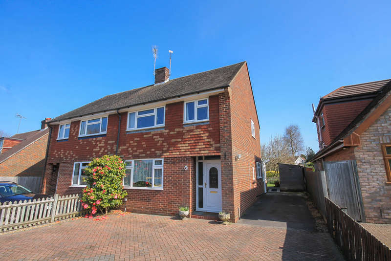 3 Bedrooms Semi Detached House for sale in Kiln Road, Crawley Down